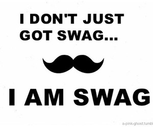 swag and i am swag image