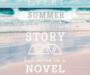 summer, story, and quotes image