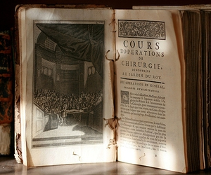antique, old, and book image