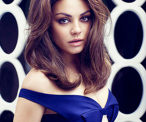 Mila Kunis, sexy, and model image