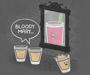 bloody mary, funny, and drink image
