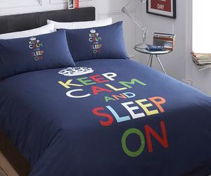 keep calm and sleep image