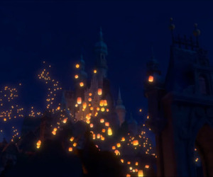 lanterns and tangled image