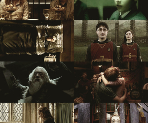 half blood prince and harry potter image