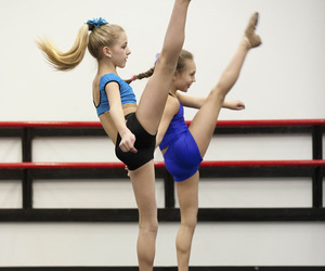 dance, chloe and maddie, and series. dance moms image