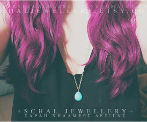 jewelry, necklace, and turquoise image