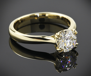 beautiful, ring, and engament ring image