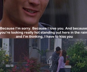 love, kiss, and one tree hill image