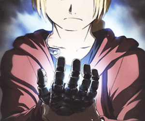 anime and fullmethal alchemist image