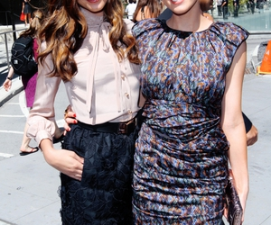 amber heard and odette yustman image