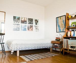 cool, girl, and room image