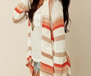 beach wear, casual, and stripes image
