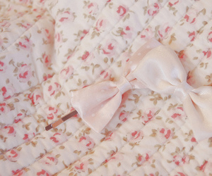 bow, pink, and cute image