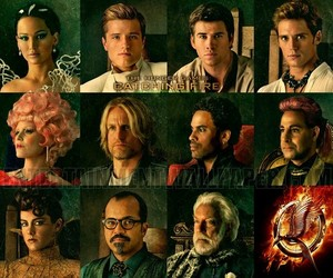 catching fire, hunger games, and the hunger games image