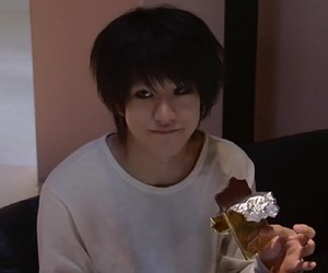 cosplay, lawliet, and movie image