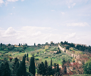 france, italy, and nature image