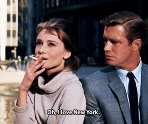 new york, movie, and love image