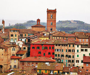 brown, italy, and travel image