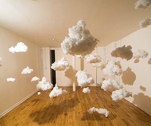 clouds and room image