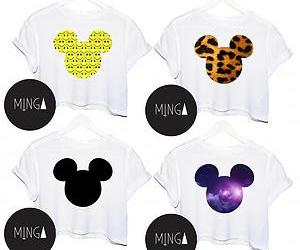 fashion, outfit, and mickey head image