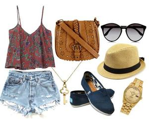 festival, hipster, and summer image