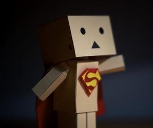 superman and danbo image