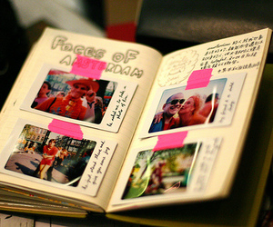 2009, moleskine, and photo image