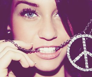 beauty, bling, and girl image