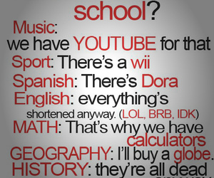 school, quotes, and history image