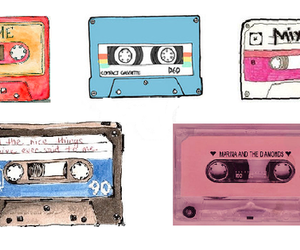 background, colours, and tapes image