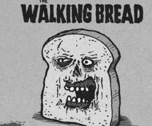 bread and the walking dead image