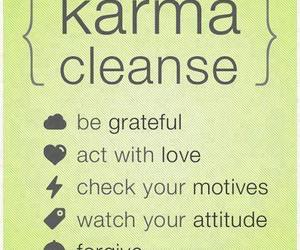 karma, quote, and forgive image