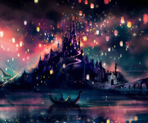 art, beautiful, and fantasia image