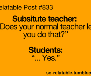 quote, lol, and teacher image