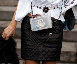 chanel, inspiration, and NUMBER 5 image