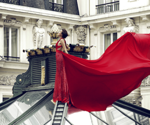 fashion and red image