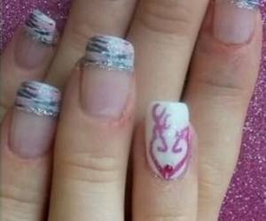 nails, country, and pink image