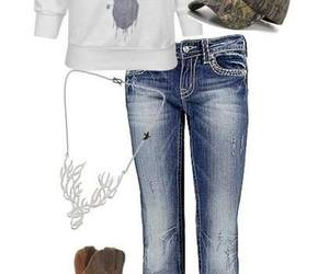 love, country, and fashion image