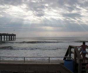 sea, see, and shore image