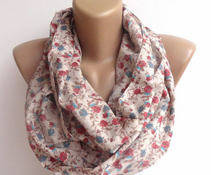 etsy, cowl scarf, and scarf image
