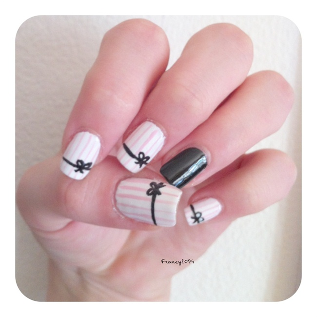 Cute nails - Nail Art Gallery on We Heart It