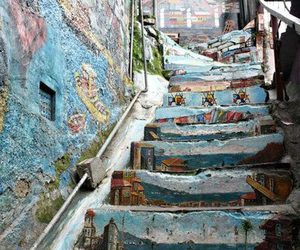 chile, cool, and valparaiso image
