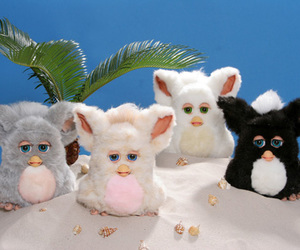 beach, furby, and gremlins image