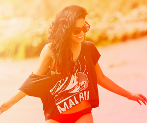 girl, summer, and vanessa hudgens image