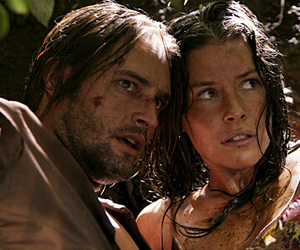 lost and sawyer&kate image