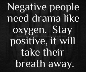 quote, negative, and positive image
