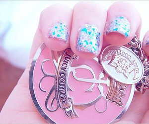 nails and juicy couture image