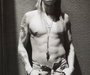 axl rose, body, and nice image