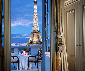 eiffel tower, glam, and photography image