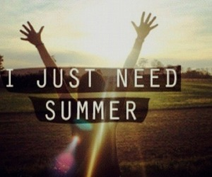 summer, sun, and need image